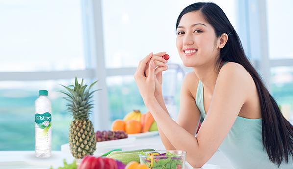 Tips Menjaga Tubuh Agar Tetap Terhidrasi Saat Berpuasa