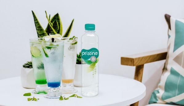 Kreasi Minuman Segar dengan Air Minum pH Tinggi