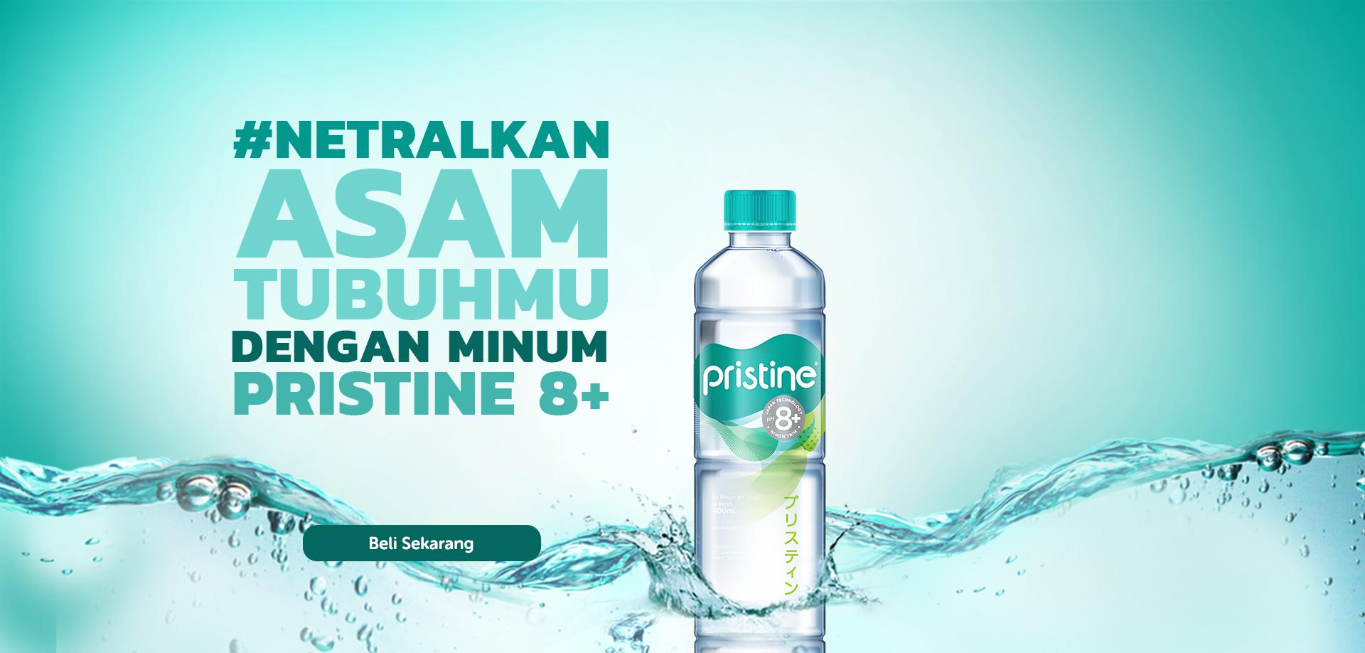 Pristine 8+ Banner 1